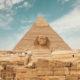 Les pyramides d'Egypte en chiffres
